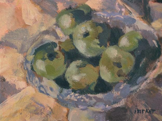 David Parker Billcliffe Gallery